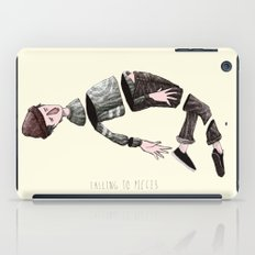 falling to pieces iPad Case
