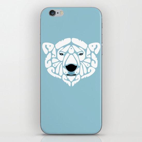 An Béar Bán (The White Bear) iPhone & iPod Skin