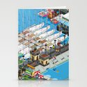 see Naples and then die! Stationery Cards