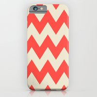 iPhone & iPod Case featuring Chevronage I by hcase