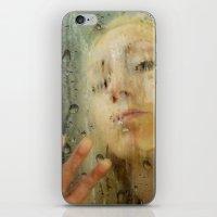 Amber iPhone & iPod Skin