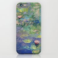 Water Garden iPhone 6 Slim Case