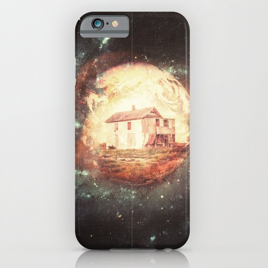 An Untidy House iPhone & iPod Case
