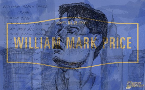 William Mark Price Canvas Print