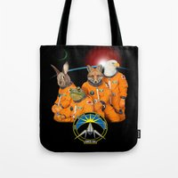 STARFOX - The Lylat Space Program Tote Bag