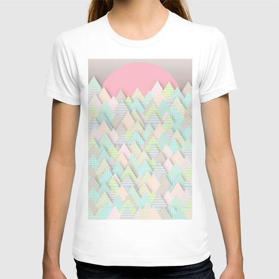 Forest Pastel T-shirt