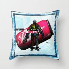 Gatekeeper Throw Pillow