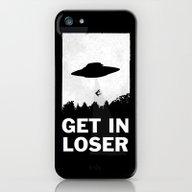 Get In Loser iPhone (5, 5s) Slim Case