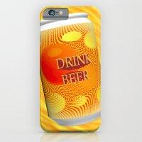 Drink Beer  iPhone 6 Slim Case