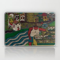 City of Angels Laptop & iPad Skin