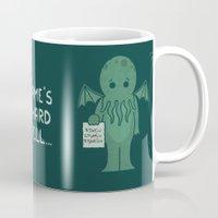 Monster Issues - Cthulhu Mug