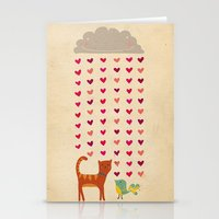 Valentines Stationery Cards