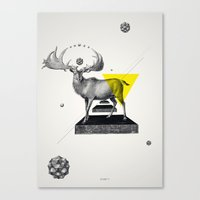 Archetypes Series: Dignity Canvas Print