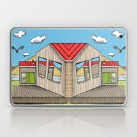 Skewed by Debbie Porter - Designs of an Eclectique Heart Laptop & iPad Skin