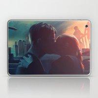 Fringe: Love In The Time… Laptop & iPad Skin