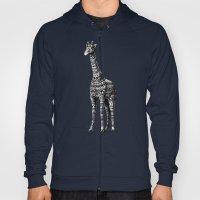 Ornate Giraffe Hoody