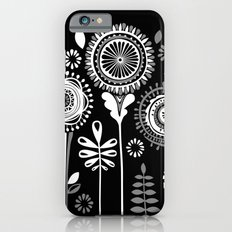 Folksy Flowerheads reverse iPhone 6 Slim Case