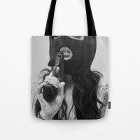Kiss the Girl Tote Bag
