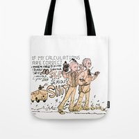 Back To The Future - Ano… Tote Bag