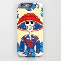 Catrina Doña Amelia iPhone 6 Slim Case