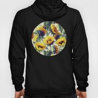 Sunflowers Forever Hoody
