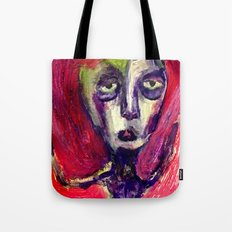 Her Moss. Tote Bag