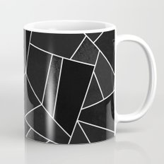 Black Stone Mug