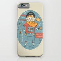 Berliner Kind iPhone 6 Slim Case