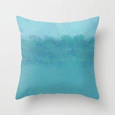 Ocean Throw Pillow