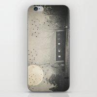 Dream A Little Dream....… iPhone & iPod Skin
