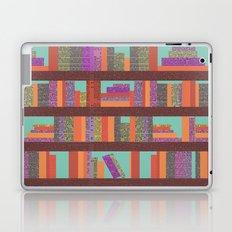 Books II Laptop & iPad Skin