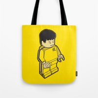 THE DRAGON Tote Bag