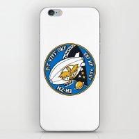 Arup Phoenix Zeppelin Patch iPhone & iPod Skin