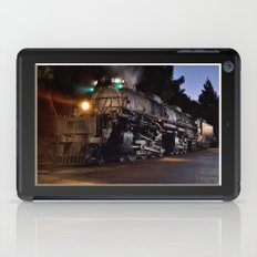 UP 4014. Union Pacific.  Steam Train Locomotive. Big Boy. © J. Montague. iPad Case