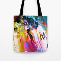 Self-Conscious Sparks Tote Bag