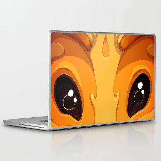 Pekoe Laptop & iPad Skin