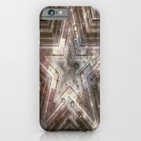 Hollywood Star with water drops iPhone 6 Slim Case
