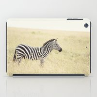 be still::kenya iPad Case