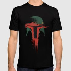 Bounty Hunter Mens Fitted Tee Black SMALL