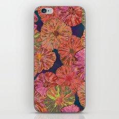 Poppy Pirouettes iPhone & iPod Skin
