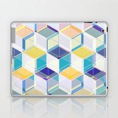 Cube Geometric VII Laptop & iPad Skin