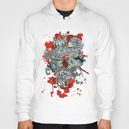 The seven deadly sins Hoody
