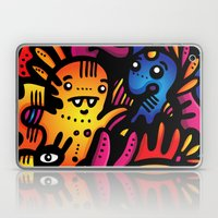 Monsterdelia Laptop & iPad Skin