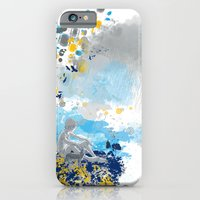 iPhone & iPod Case featuring a room with view from asteroid B 612 _ the little prince by frederic levy-hadida