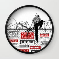 Invitation Wall Clock