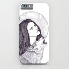 Wolf Moon iPhone 6 Slim Case