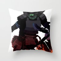 Culture Shock - S Throw Pillow