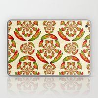 Portuguese Flag Pattern Laptop & iPad Skin