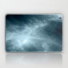 Nebula Galaxy Teal Laptop & iPad Skin