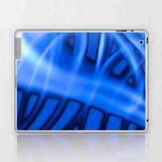 Nothing But Blue #3 Laptop & iPad Skin